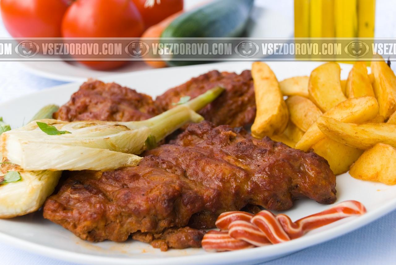 как готовить мясо при повышенном холестерине