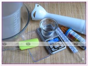 Оборудование и инструменты для мыловарения