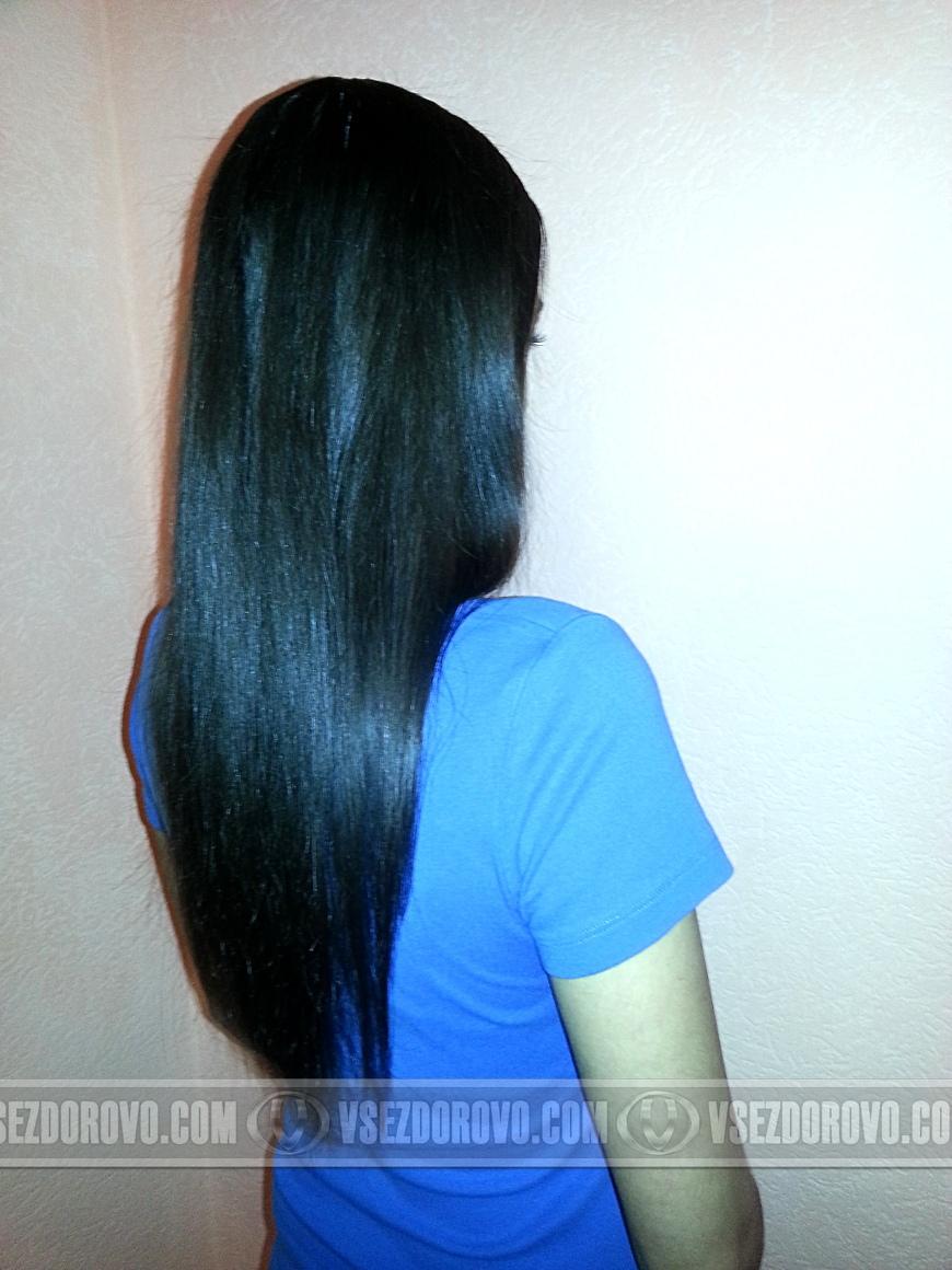 Родные волосы