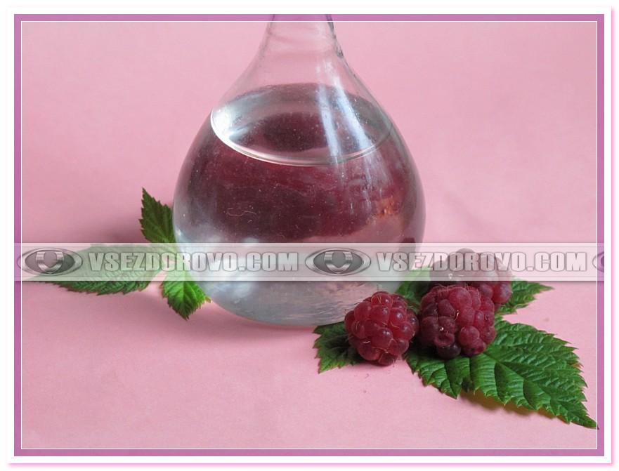 Гидролат малины фото