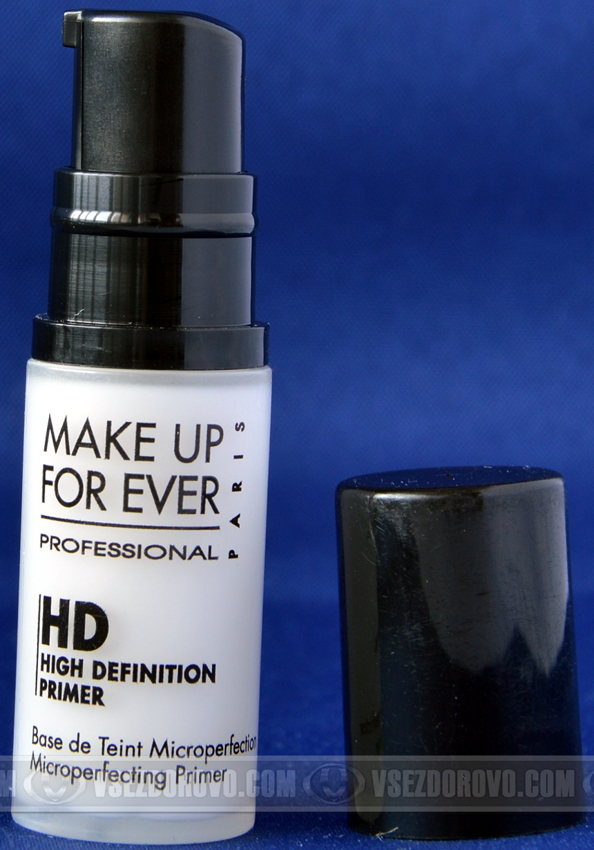 Make Up For Ever: High Definition Microperfecting Primer