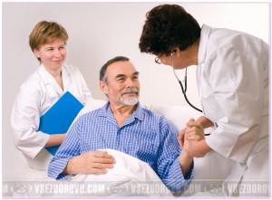 врач и пациент в палате фото