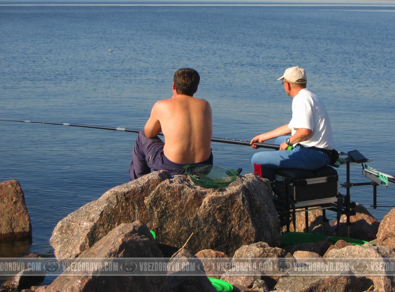 pro женщин рыбаков