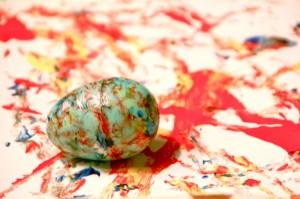 Мастер-класс с фото по росписи пасхальных яиц