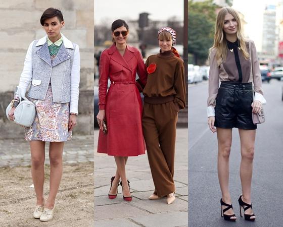 Стильная модная женская одежда 2013