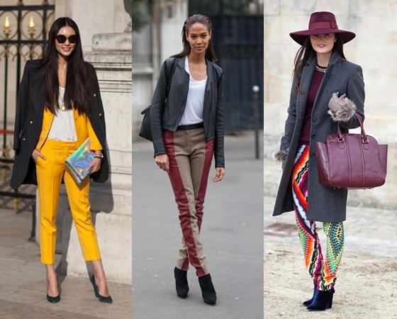 Самые модные брюки сезона весна лето