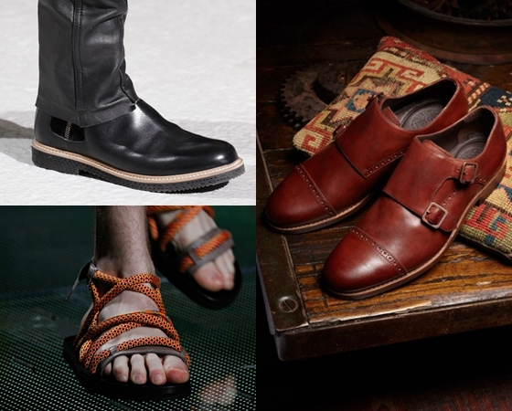 Мужская обувь, лето