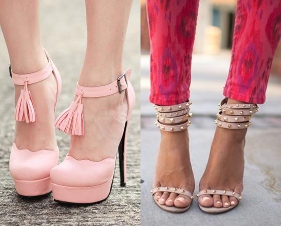 Самая модная женская обувь весна-лето 2013