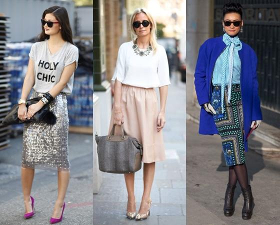 Модные женские юбки весной