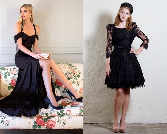 f1e2c104c8c Черные платья на выпускной 2015  фото