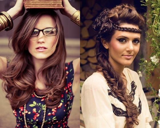 Прически на выпускной 2013 на длинные волосы, фото