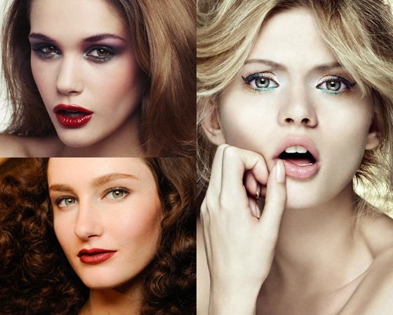 Самый модный макияж весна-лето 2013, фото