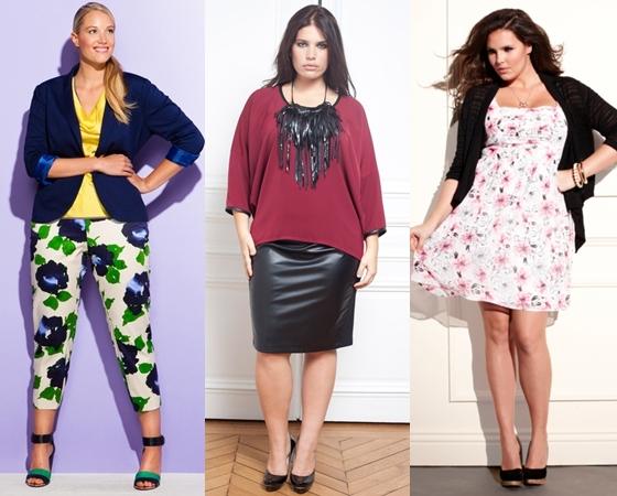 Комплекты Одежды Для Полных Девушек