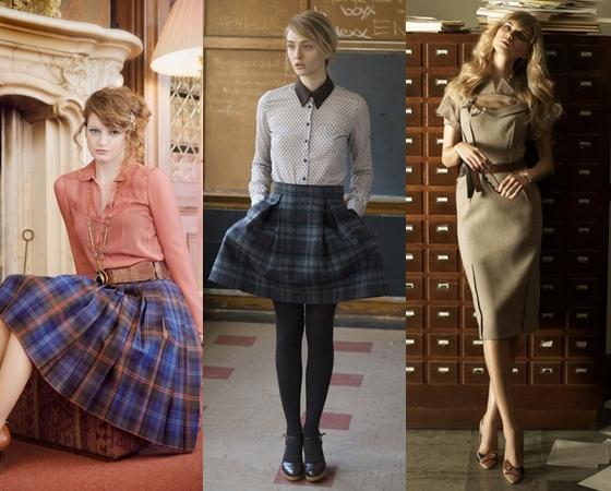 Модные платья на последний звонок 2013, фото