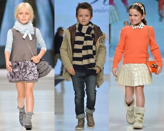 Тенденции сезона: модная детская одежда 2013 рекомендации