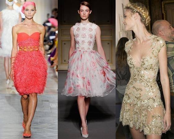 Коктейльные Платья 2015