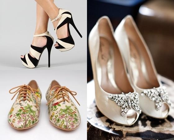 Красивая обувь на выпускной 2013, фото
