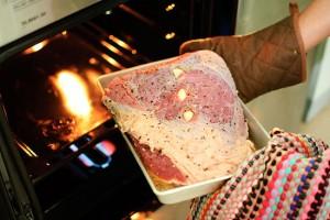Баранина запеченная в духовке — рецепт с фото