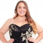 Платья для полных девушек на выпускной вечер 2013 года, фото