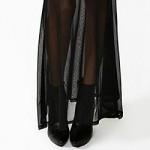 Платья на выпускной 2013 черные