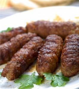 Люля-кебаб в духовке — рецепт с фото