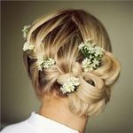 Фото красивых причесок из кос на длинные волосы 51