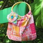 Как сшить модную сумку-мешок своими руками