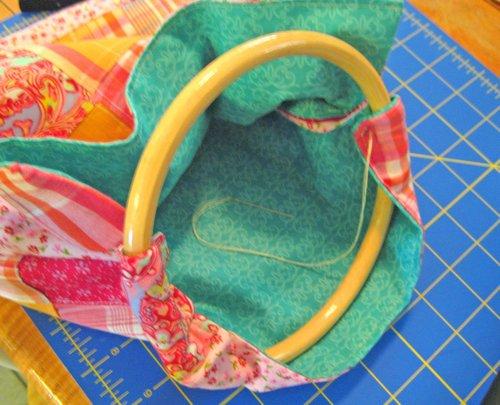 Шьем летнюю сумку своими руками: выкройка и пошаговая фото инструкция