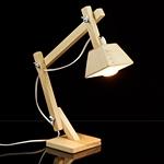 Как сделать настольная лампа своими руками