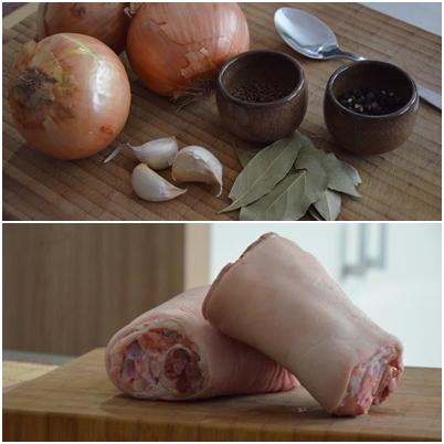 Свиная рулька по-баварски — рецепт с фото