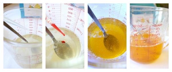 Как сделать медовое мыло своими руками