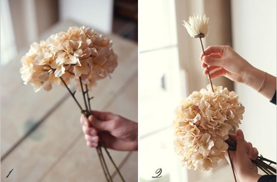 Как сделать букет на свадьбу своими руками из живых цветов