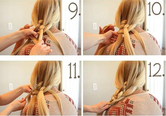 Какую сделать причёску на 1 сентября 8 класс