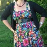 Как сшить летнее платье без выкройки самой