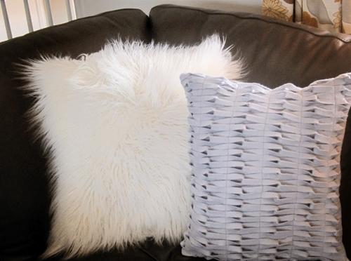 подушка из фетра