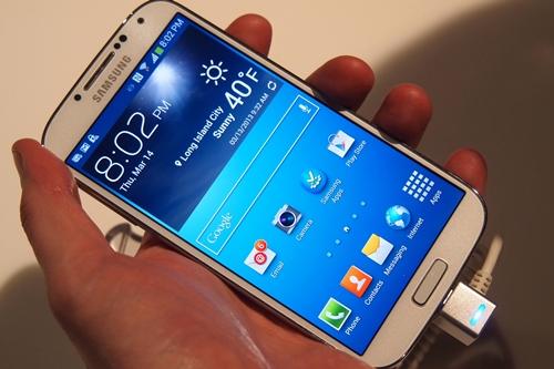 Характеристики Samsung Galaxy S4