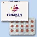 Танакан – отзывы врачей