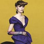 Платье на Новый год 2014 - модные тенденции