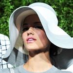 Модные шапки весна 2014