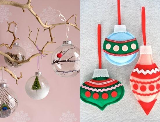Оригинальные игрушки на Новый год 2014
