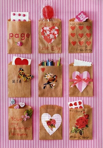 День святого Валентина, сценарий для школьников