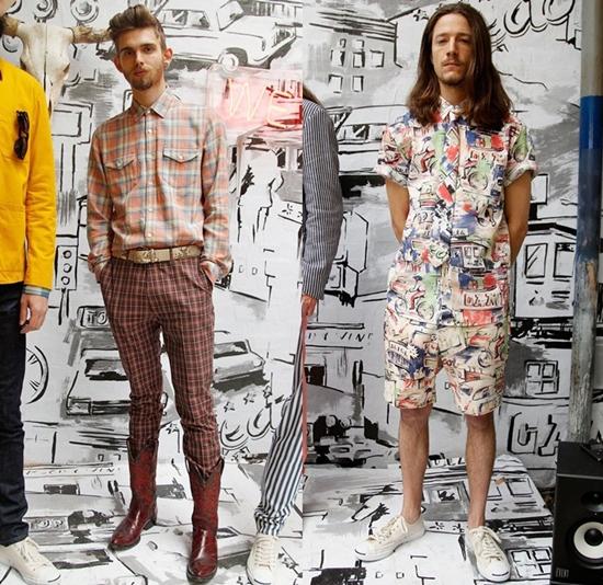 Мода 2014 весна-лето – яркие и свежие тенденции