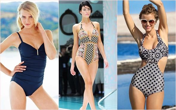 Модные купальники 2014 года