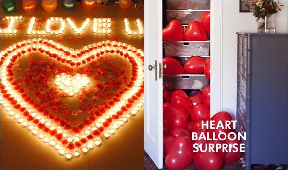 Как сделать приятный сюрприз для любимого