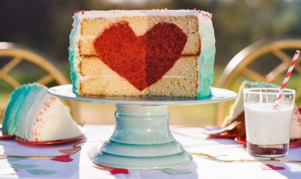 Приятный сюрприз любимому человеку на День святого Валентина (14 февраля)