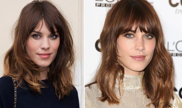 Стрижки 2014 на средние волосы