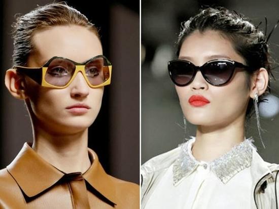 Модные солнечные очки 2014