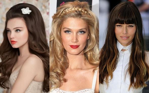 Модные прически на выпускной бал 2014 для длинных волос