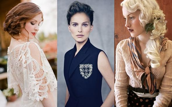 Всему – голова: модные прически на выпускной 2014