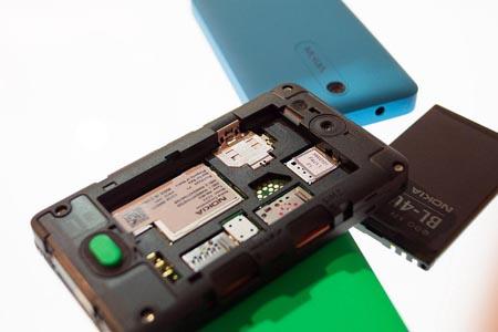 Nokia 501 Asha: платформа
